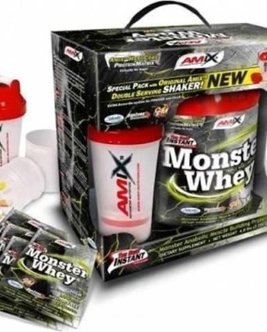 Amix Nutrition Amix Anabolic Monster Whey 2200 g variant: čučoriedka