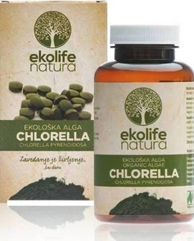 Ekolife Natura Algae Chlorella Organic (Bio riasa Chlorella) 240 tabliet