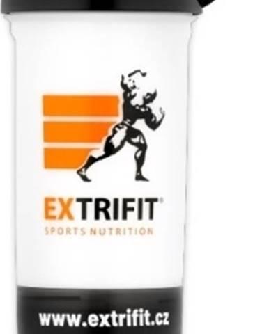 Extrifit Šejker so zásobníkmi 600 ml + 150 ml + 200 ml