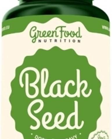 GreenFood Black Seed - Čierna rasca 90 kapsúl