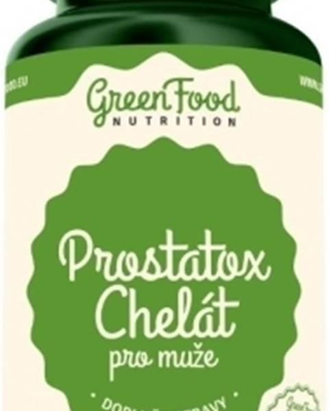 GreenFood GreenFood Prostatox Chelát pre mužov 60 kapsúl