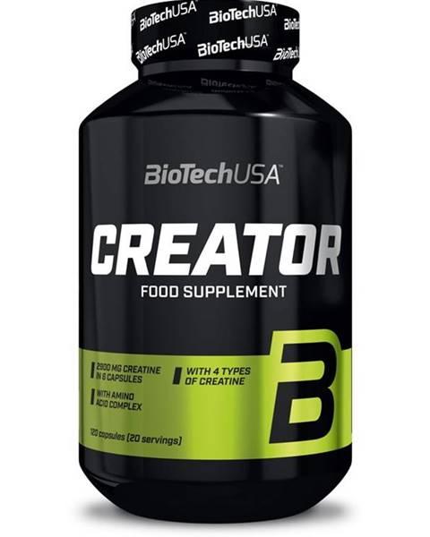 Biotech USA Crea.ToR - Biotech USA 120 kaps.