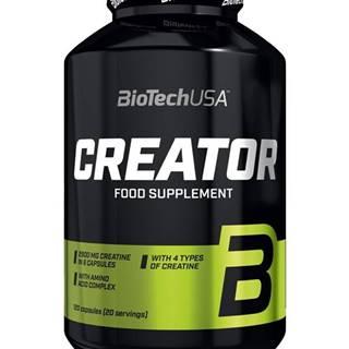Crea.ToR - Biotech USA 120 kaps.
