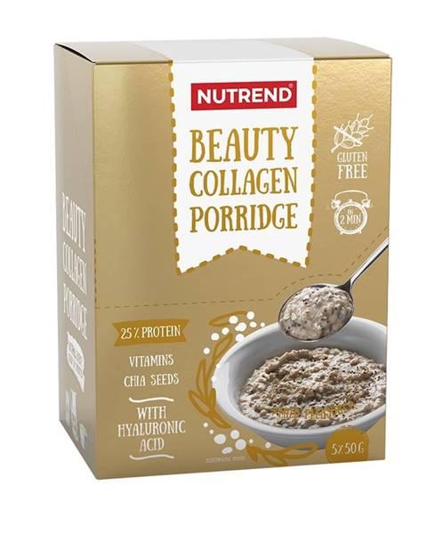 Nutrend Proteínová kaša Nutrend Beauty Collagen Porridge 5x50g