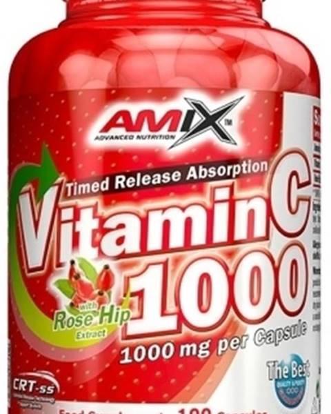 Amix Nutrition Amix Vitamín C 1000 mg 100 kapsúl