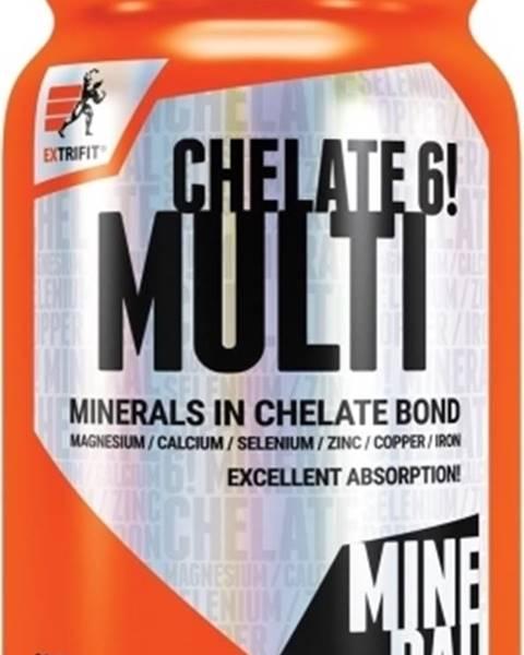 Extrifit Extrifit Chelate 6! Multimineral 90 kapsúl