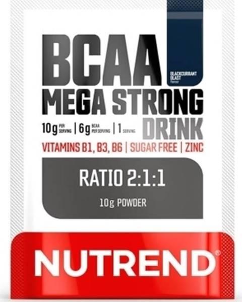 Nutrend Nutrend BCAA Mega Strong Drink (2:1:1) 10 g variant: cola