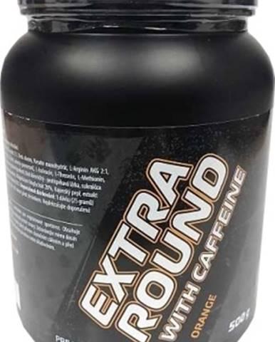 Bear Foot Extra Round s kofeínom 500 g variant: pomaranč