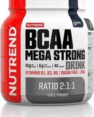 Nutrend BCAA Mega Strong Drink (2:1:1) 400 g variant: cola