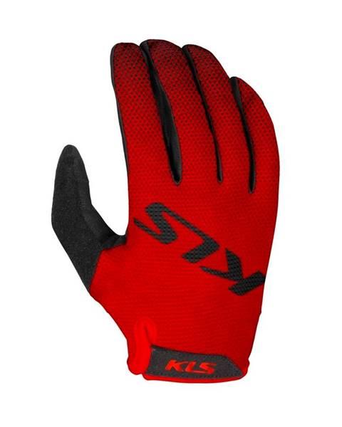 Kellys Cyklo rukavice Kellys Plasma Red - XS