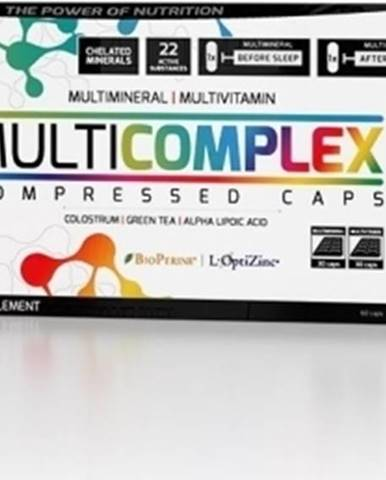 Nutrend Multicomplex Compressed Caps 60 kapsúl