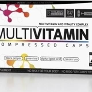 Nutrend Multivitamín Compressed Caps 60 kapsúl