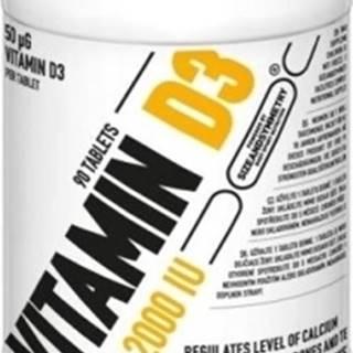 Sizeandsymmetry Vitamin D3 2000 IU 90 tabliet