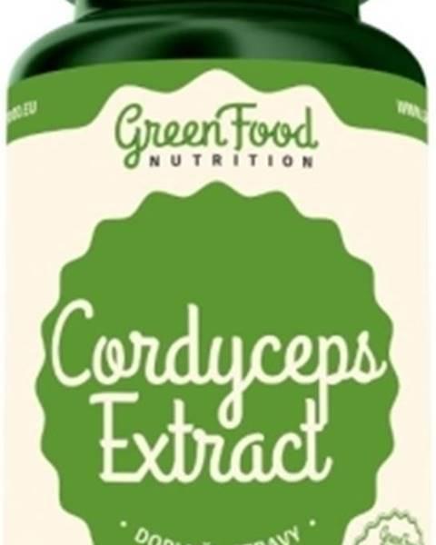 GreenFood GreenFood Cordyceps 90 kapsúl
