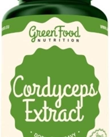 GreenFood Cordyceps 90 kapsúl