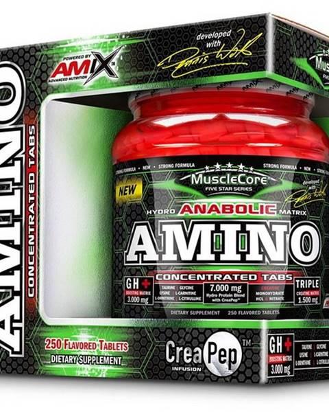 Amix Anabolic Amino + CreaPEP - Amix 250 tbl.