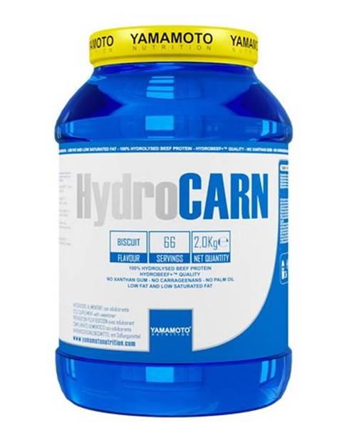 Yamamoto HydroCARN (hydrolyzovaný hovädzí proteín) - Yamamoto 2000 g Biscuit
