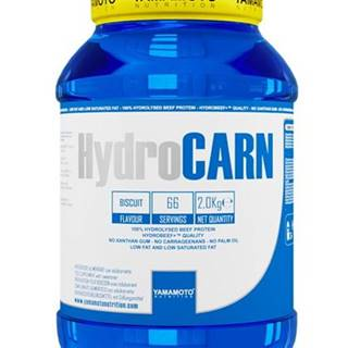 HydroCARN (hydrolyzovaný hovädzí proteín) - Yamamoto 2000 g Biscuit