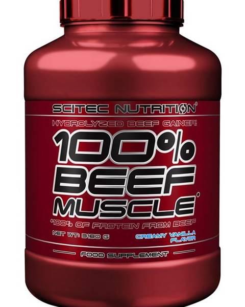 Scitec Nutrition 100% BEEF Muscle - Scitec Nutrition 3180 g Čokoláda
