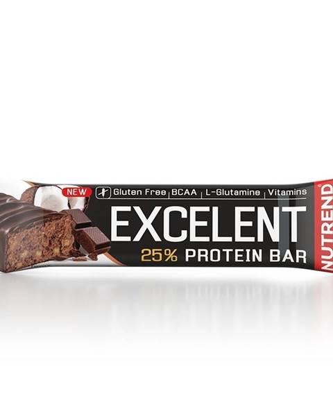 Nutrend Nutrend Excelent Protein Bar 85 g čierna ríbezľa brusnica