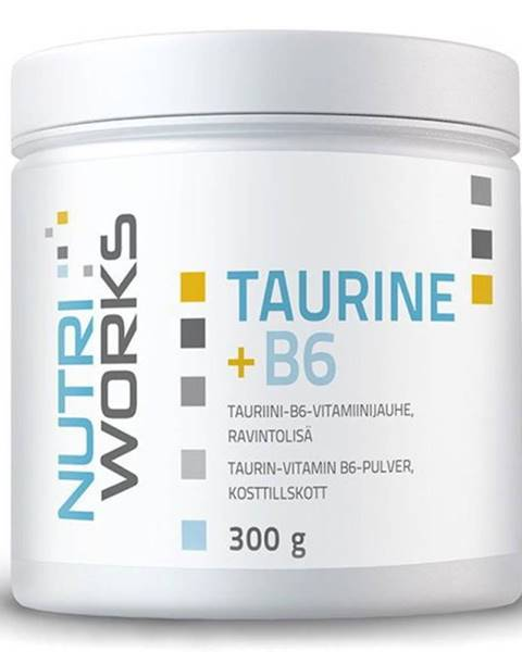 NutriWorks NutriWorks Taurín + B6 300 g