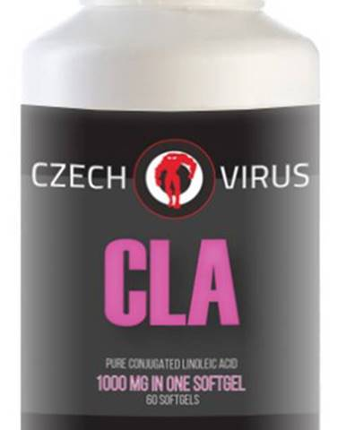 Czech Virus CLA 60 kapsúl
