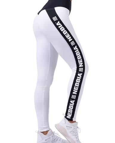 Nebbia Power Your Hero ikonické legíny 531 biele variant: L