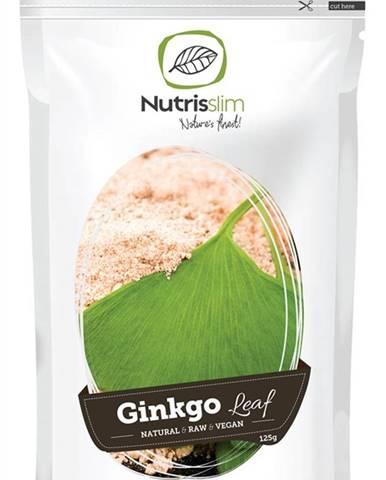 Nutrisslim Ginkgo Biloba Leaf Powder 125 g