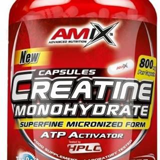 Amix Creatine Monohydrate 500 kapsúl