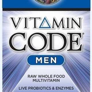 Garden Of Life Vitamín Code Men - Multivitamín pre Mužov 120 kapsúl