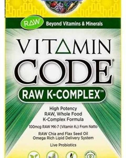 Garden of life Garden Of Life Vitamín K - Komplex Raw 60 kapsúl