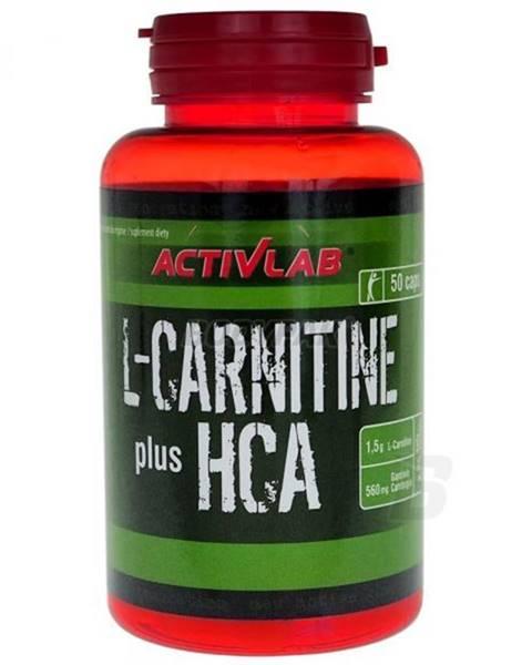 ActivLab Activlab L-CARNITINE HCA PLUS 50 tabliet