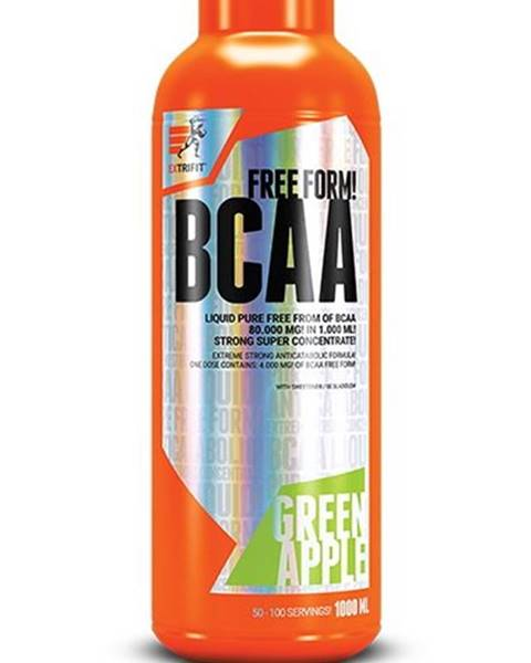 Extrifit BCAA 80 000 Liquid - Extrifit 1000 ml. Jablko