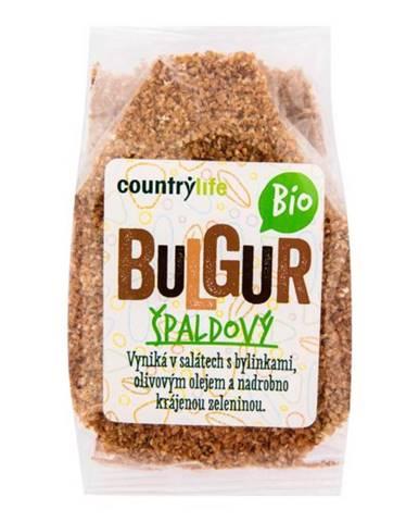 Country Life Bio Bulgur špaldový 250 g