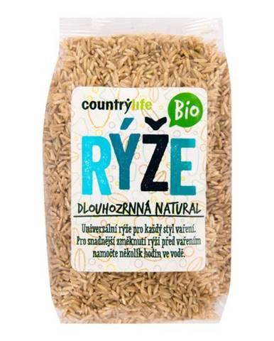 Country Life Bio Ryža dlhozrnná 500 g natural