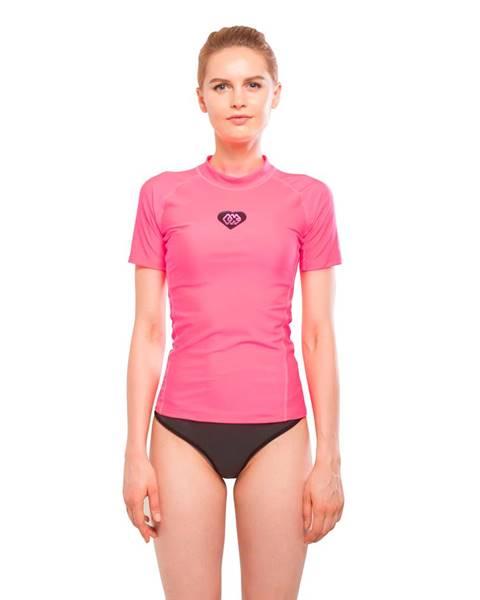 Aqua Marina Dámske tričko pre vodné športy Aqua Marina Alluv ružová - L