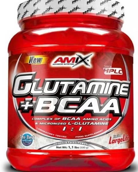 Amix Nutrition Amix Nutrition Amix L-Glutamine + BCAA Powder 500 g variant: bez príchuti