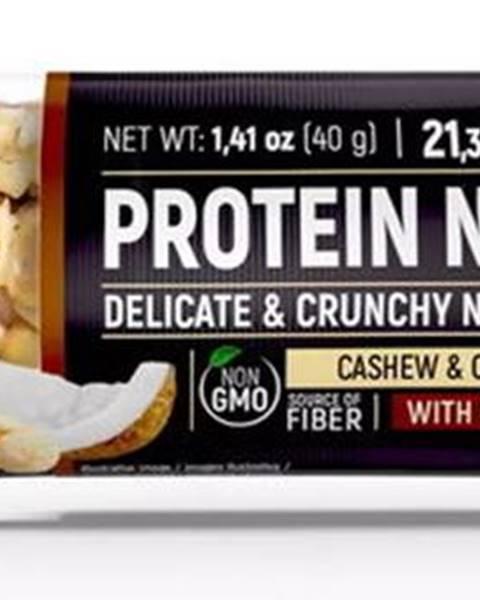 Amix Nutrition Amix Nutrition Amix Protein Nuts Bar 40 g variant: kešu - kokos