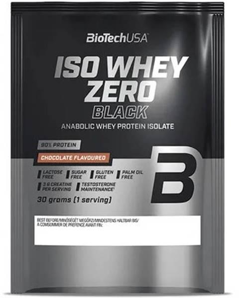 Biotech USA BioTech USA BioTech ISO Whey Zero Black 30 g variant: čokoláda