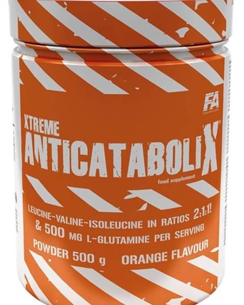 Fitness Authority Fitness Authority XTreme Anticatabolix 500 g variant: citrón