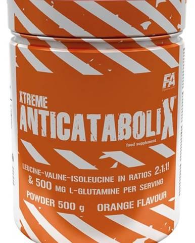 Fitness Authority XTreme Anticatabolix 500 g variant: citrón