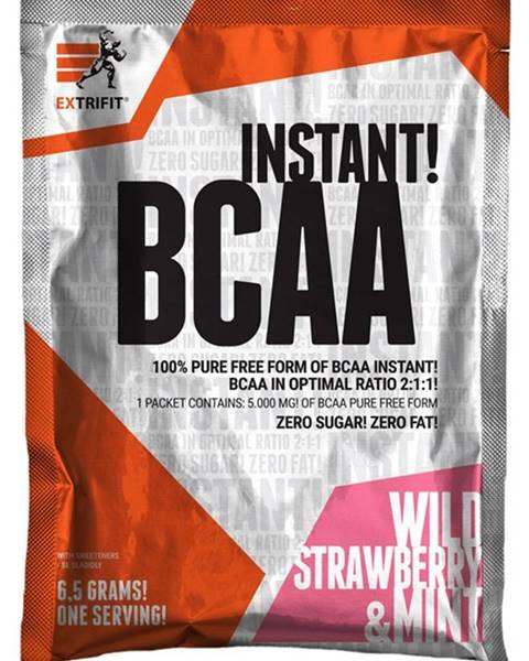 Extrifit Extrifit BCAA Instant 6,5 g variant: jahoda - mäta