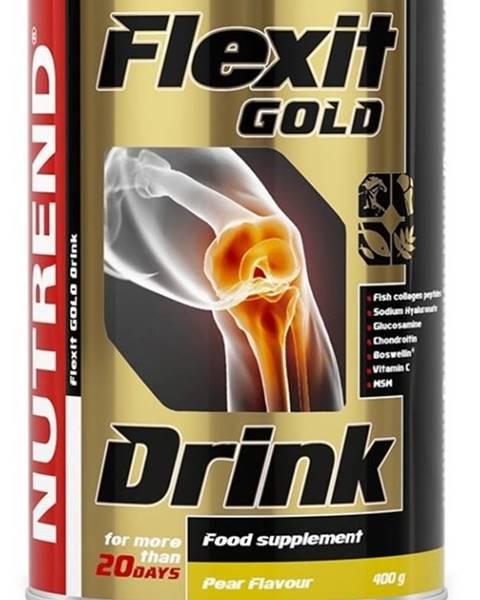 Nutrend Nutrend Flexit Gold Drink 400 g variant: čierne ríbezle