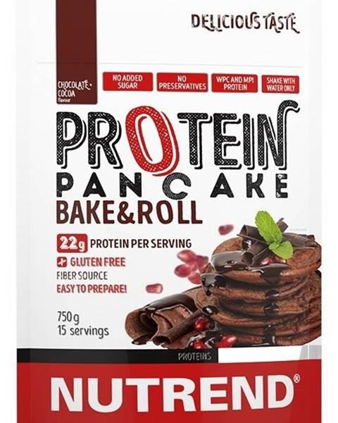 Nutrend Nutrend Protein Pancake 750 g variant: bez príchuti
