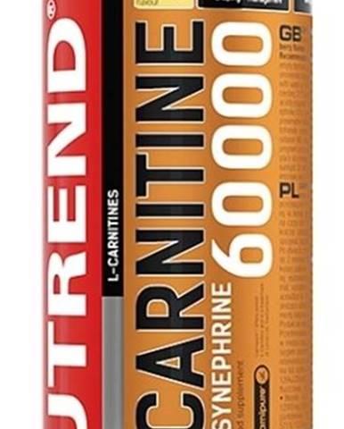 Nutrend Carnitine 60000 + Synephrine 500 ml variant: žltá malina