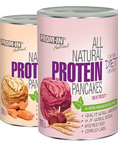 Prom-IN Proteínové palacinky 700 g variant: červená repa