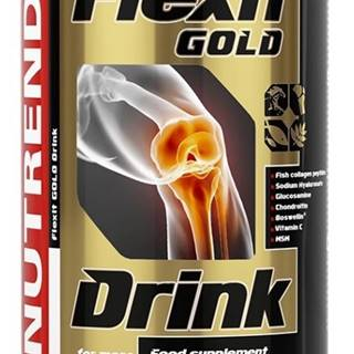 Nutrend Flexit Gold Drink 400 g variant: čierne ríbezle