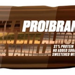 ProBrands Big Bite Protein Bar Pro 45 g variant: arašidy - karamel