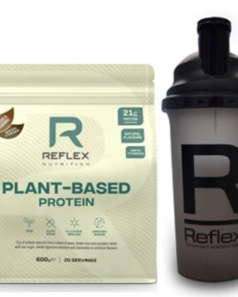 Reflex Nutrition Reflex Nutrition Reflex Plant Based Protein (Rastlinný proteín) 600 g variant: kakao - karamel