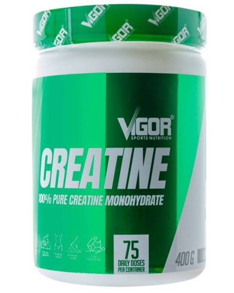 Vigor Nutrition Vigor Nutrition Vigor 100% Pure Creatine Monohydrate 400 g variant: bez príchuti